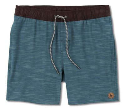 Mead Hybrid Short - Blue Bottoms HippyTree Blue S