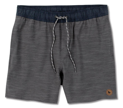 Mead Hybrid Short - Charcoal Bottoms HippyTree Charcoal S