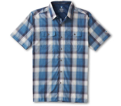 Response Shirt - Salt Creek Blue Tops KUHL Salt Creek S