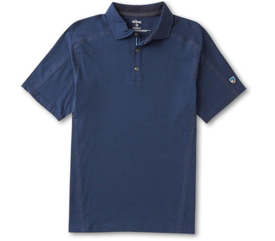 Wayfarer Polo - Lake Blue Tops KUHL