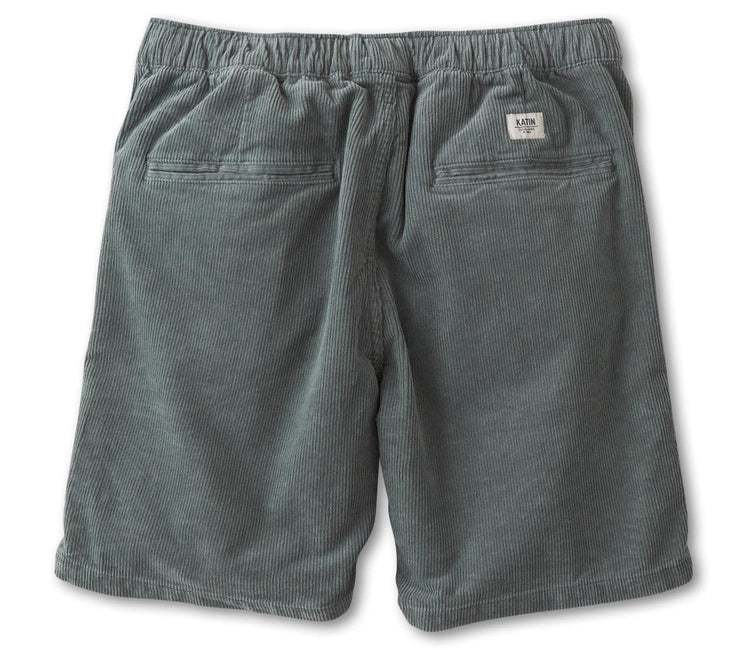 Kord Patio Short - Gray Green Bottoms Katin