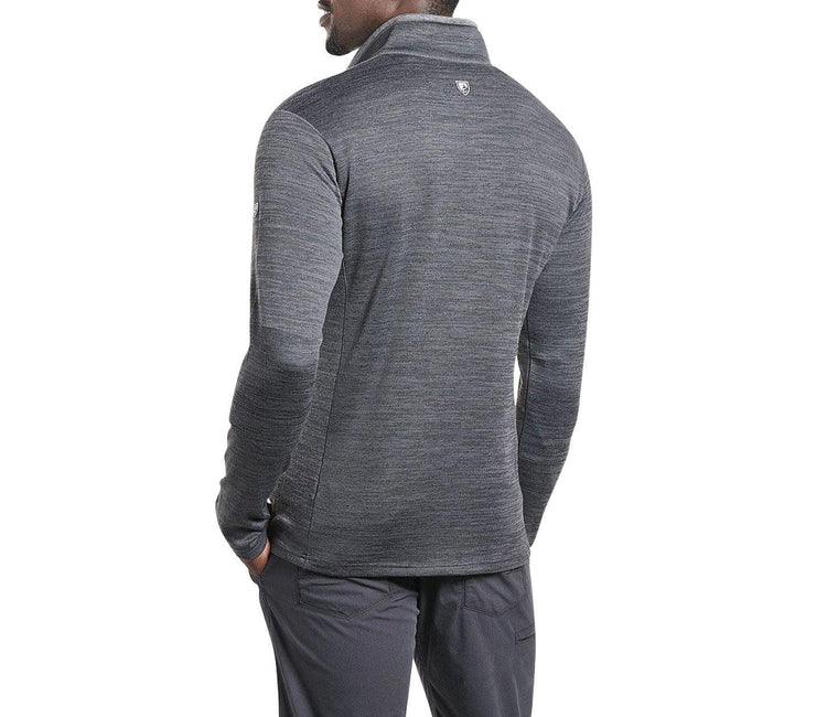 Ryzer 1/4 Zip Pullover - Carbon Outerwear KUHL