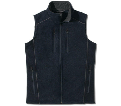 Interceptr Fleece Vest - Mutiny Blue Outerwear Kuhl Mutiny Blue M