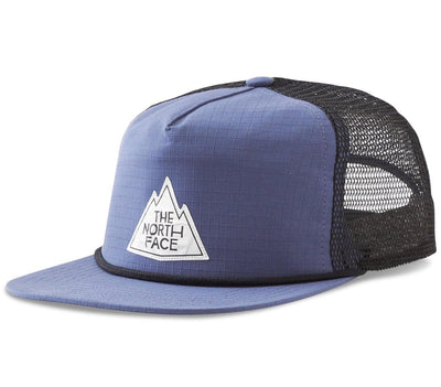 Heritage Trucker Hat - Vintage Indigo Headwear The North Face Vintage Indigo