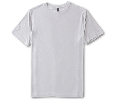 Strato Athletic Tech Tee - Platinum Heather Tops Vuori Platinum Heather S