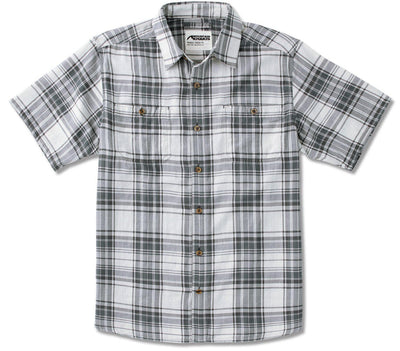 Meridian Short Sleeve Shirt - Dusk Tops Mountain Khakis Dusk S