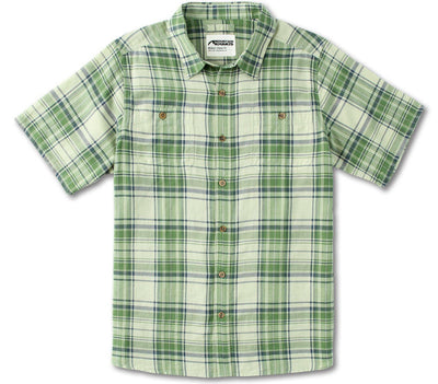 Meridian Short Sleeve Shirt - Oregano Tops Mountain Khakis Oregano S