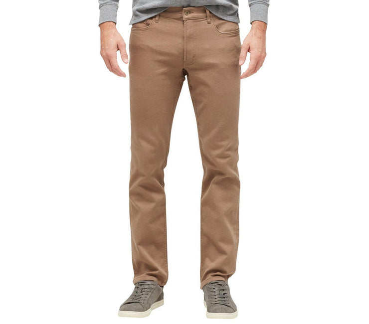 Brock Stretch Chino Pant - Khaki Bottoms Flag & Anthem