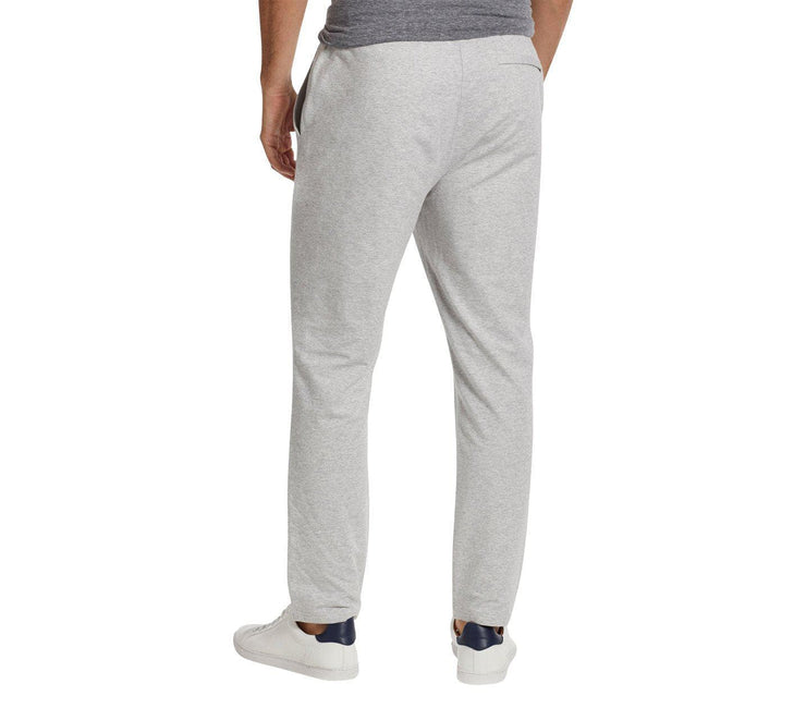 Brewton Stretch Jogger - Grey Bottoms Flag & Anthem
