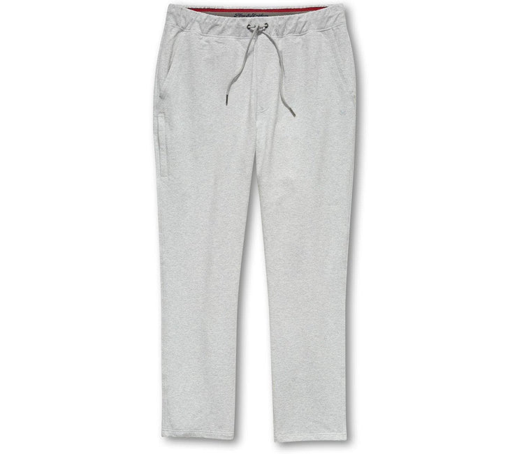 Brewton Stretch Jogger - Grey Bottoms Flag & Anthem Grey S