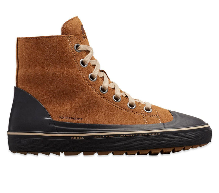 Cheyanne Metro HI WP Boot Footwear Sorel Elk/Black 9
