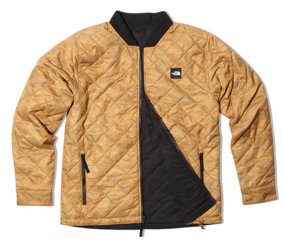 Jester Reversible Jacket - Duck Camo / Black Outerwear The North Face