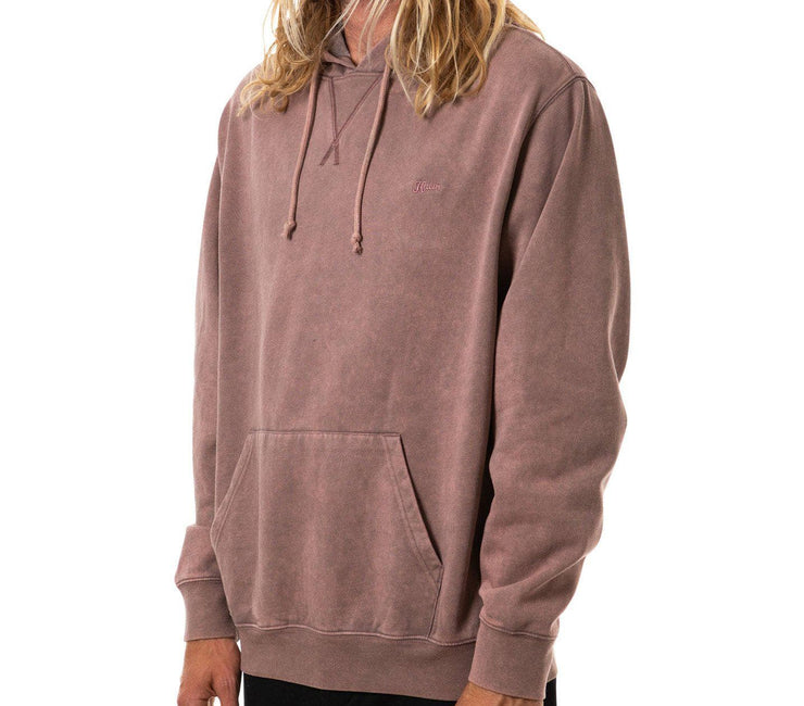 Mineral Fleece Hoodie - Dark Clay Outerwear Katin