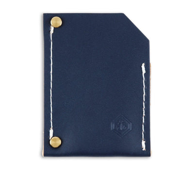 Quebec Wallet - Indigo Accessories Son of a Sailor Indigo