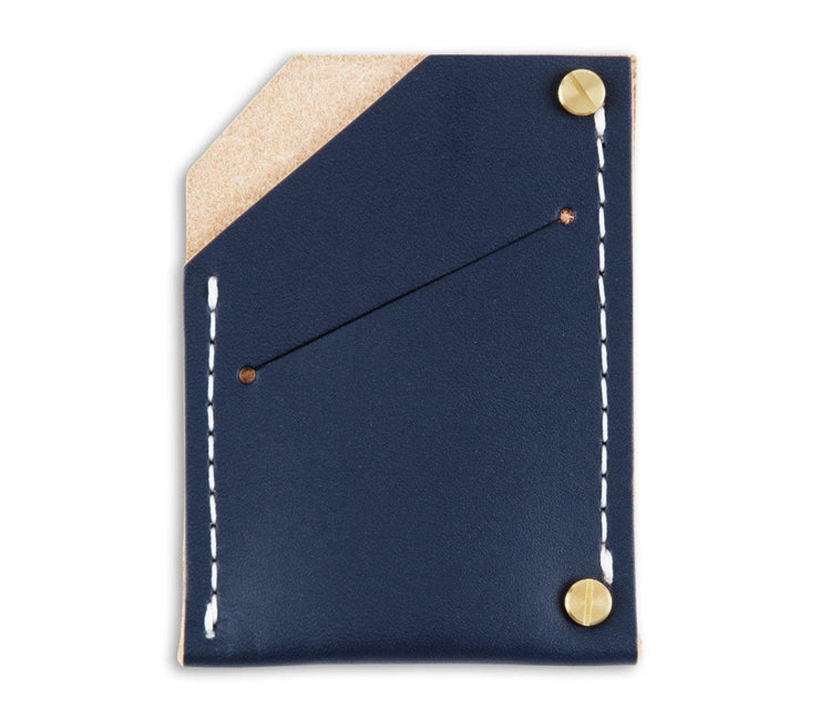 Quebec Wallet - Indigo Accessories Son of a Sailor