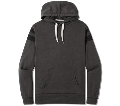 Retro Puremeso Hoodie Outerwear The Normal Brand Charcoal S
