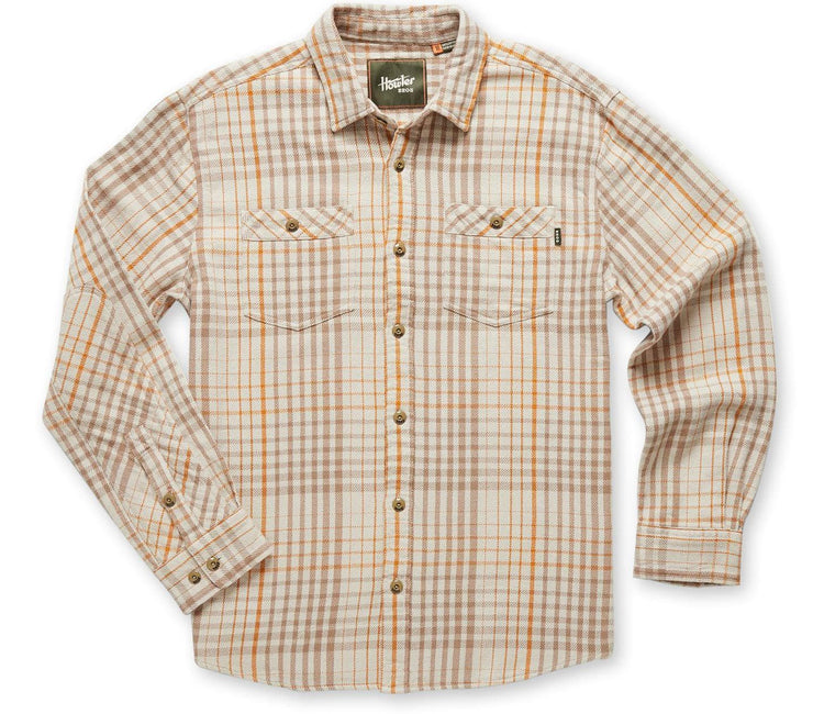 Rodanthe Flannel - Toasty Cream Tops Howler Bros Toasty Cream S