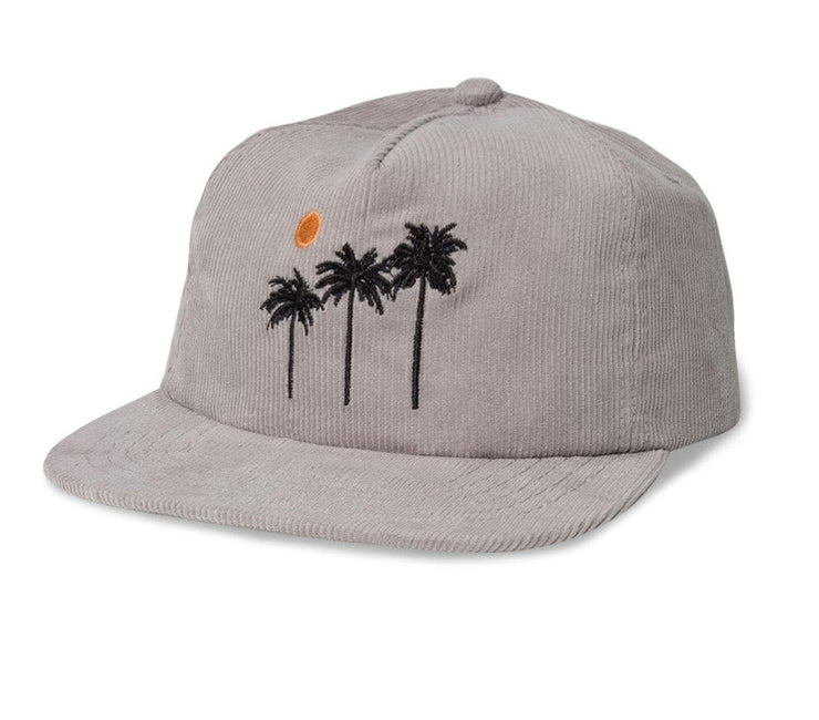 Coastline Hat Headwear Katin Charcoal