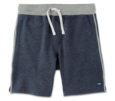 All Day Short - Navy Bottoms Billabong Navy S