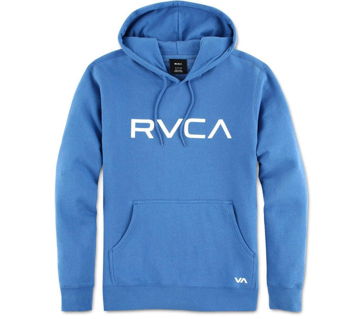Big RVCA Hoodie Outerwear RVCA Nautical Blue S