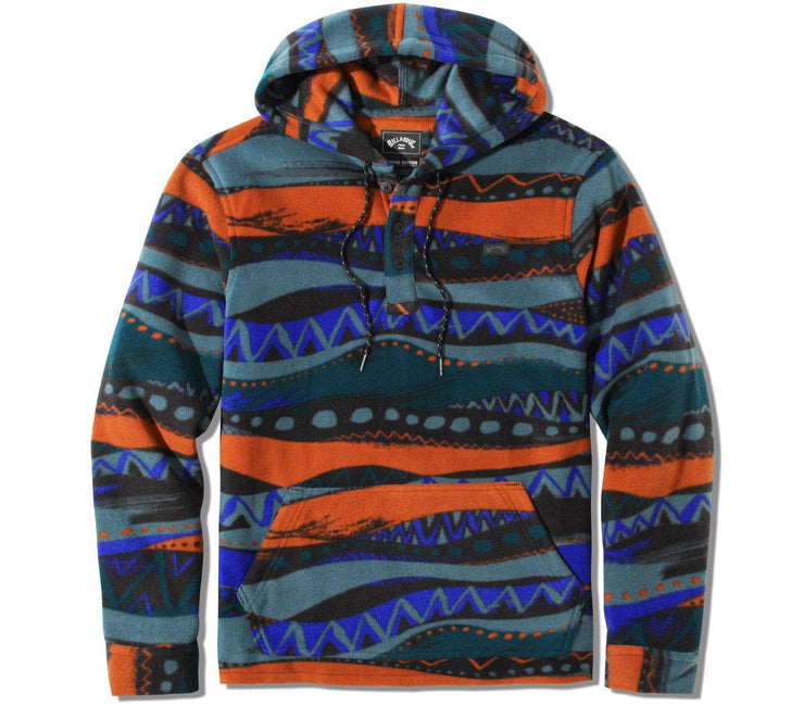 Furnace Anorak - Multi Outerwear Billabong Multi S