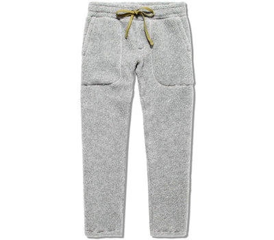 Wailer Polartec Fleece Sweatpant Bottoms Fayettechill Heather Grey M