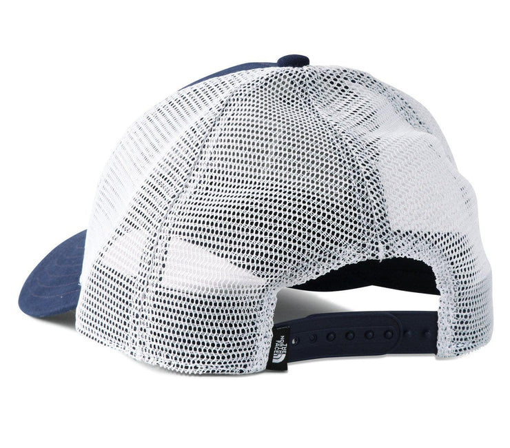 Mudder Trucker Hat - Navy/White Headwear The North Face