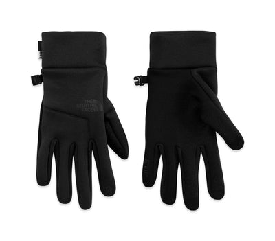 Etip Hardface Glove Accessories The North Face TNF Black Heather Large