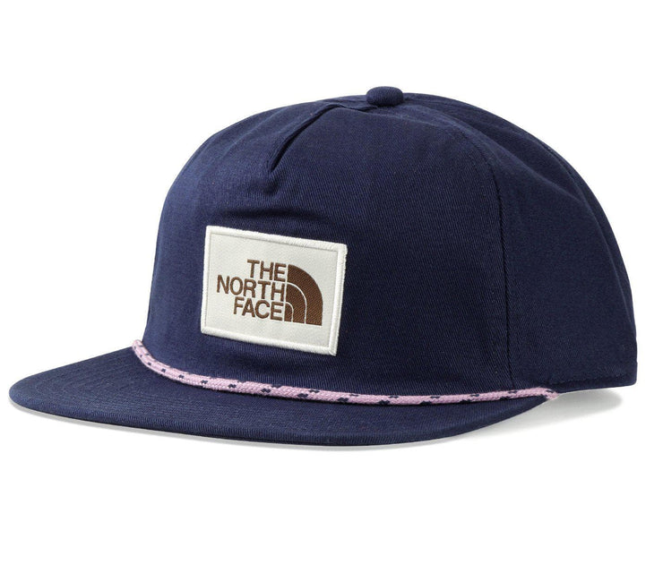 Berkeley Corded Cap - Navy Headwear The North Face Navy