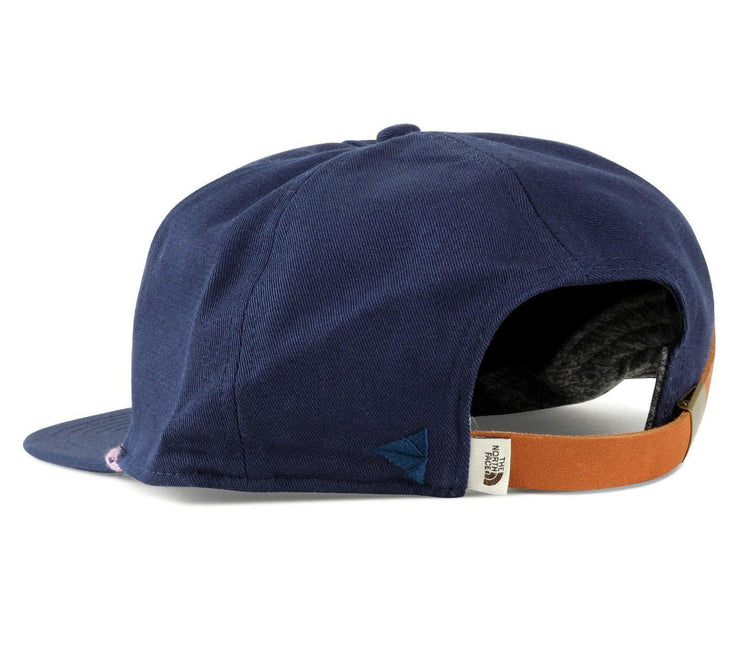 Berkeley Corded Cap - Navy Headwear The North Face