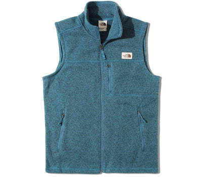 Gordon Lyons Vest - Mallard Blue Outerwear The North Face Mallard Blue S