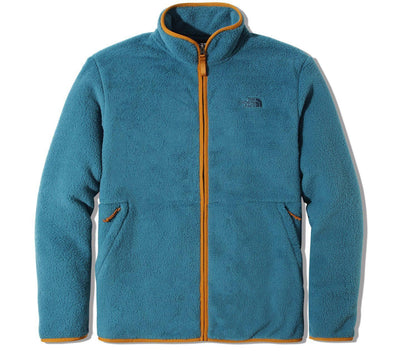 Dunraven Full-Zip Jacket - Mallard Blue Outerwear The North Face Mallard Blue S