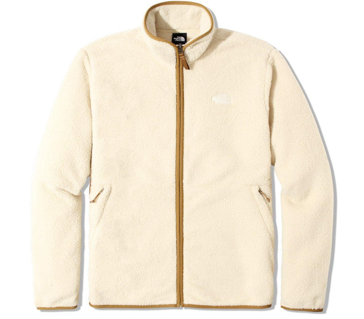 Dunraven Full-Zip Jacket - Sand Outerwear The North Face Sand S