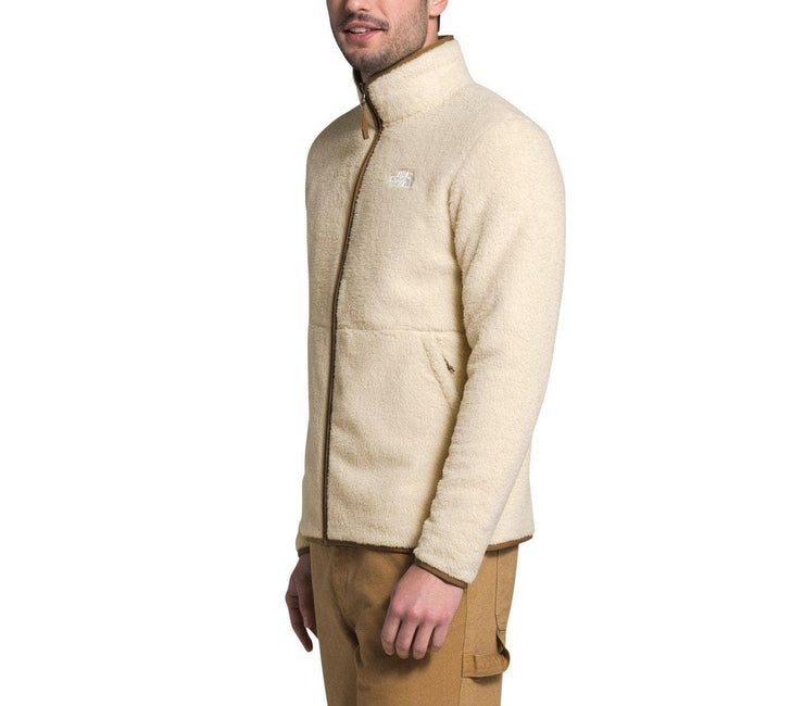 Dunraven Full-Zip Jacket - Sand Outerwear The North Face
