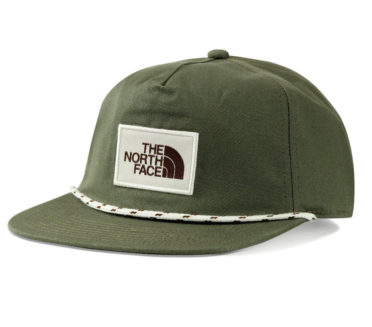 Berkeley Corded Cap - Burnt Olive Headwear The North Face Burnt Olive