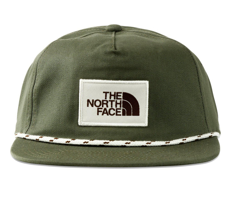 Berkeley Corded Cap - Burnt Olive Headwear The North Face