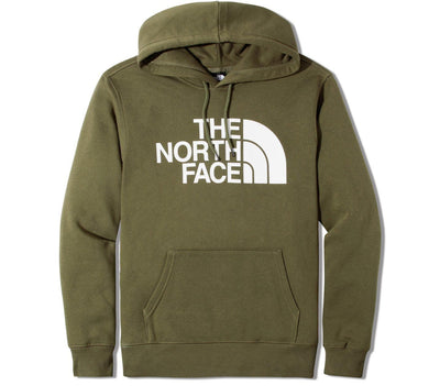 Half Dome Pullover Hoodie - Olive Outerwear The North Face Olive S