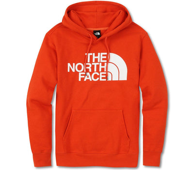 Half Dome Pullover Hoodie - Mango Orange Outerwear The North Face Orange Mango S