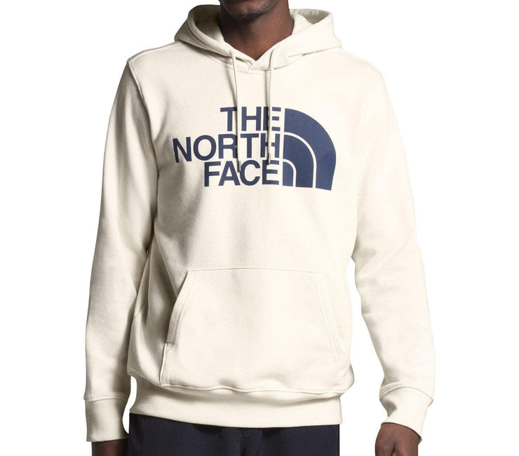 Half Dome Pullover Hoodie - Vintage White Outerwear The North Face