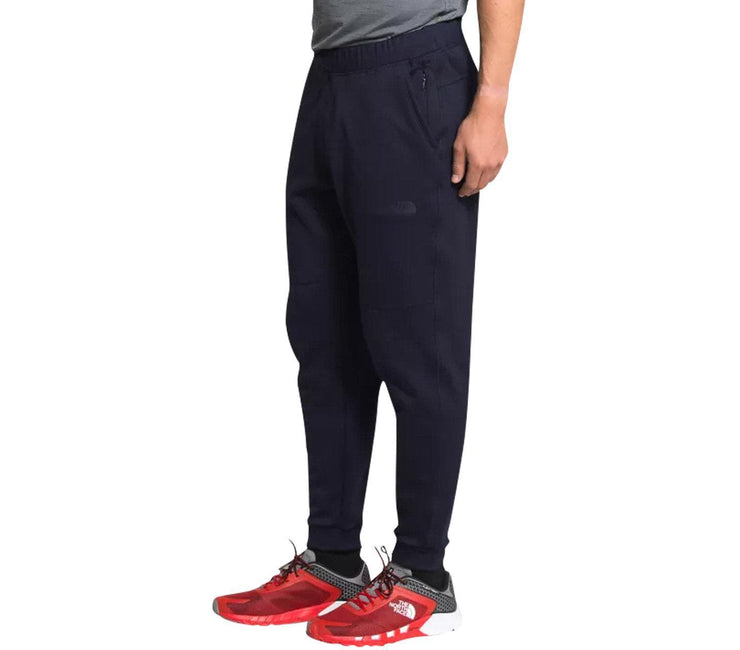 Kinetic Fleece Jogger - Navy Bottoms The North Face