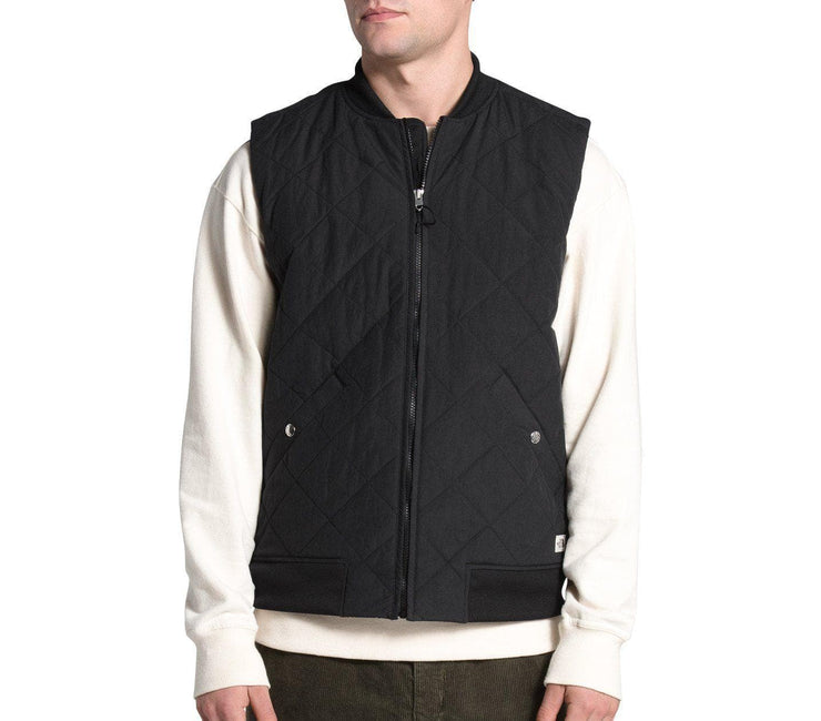Cuchillo Insulated Vest- TNF Black Outerwear The North Face TNF Black S
