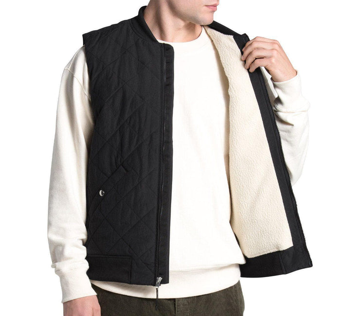 Cuchillo Insulated Vest- TNF Black Outerwear The North Face