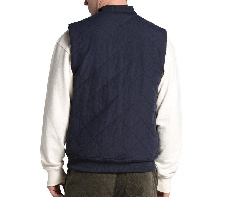 Cuchillo Insulated Vest- Aviator Navy Outerwear The North Face