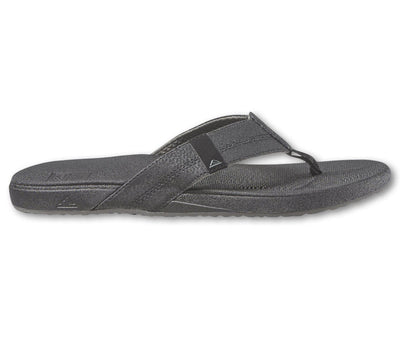 Cushion Phantom Sandals - Black Footwear REEF Black 9