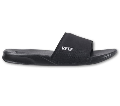Reef One Slide - Black Footwear REEF Black 9