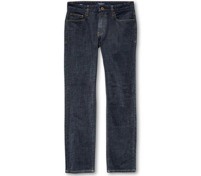 Roanoke Jean - Stretch Denim Bottoms Flag & Anthem Dark Wash 30 30