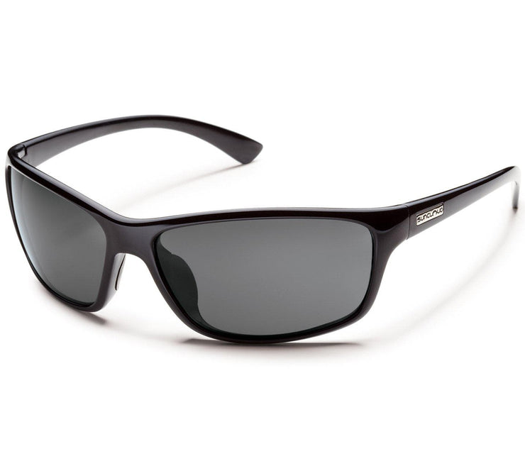 Sentry - Black, Polarized Gray Accessories Suncloud Black, Polarized Gray