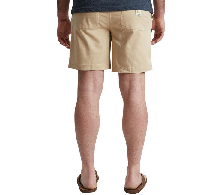 Clarksville Walk Shorts - Khaki Bottoms Howler Bros