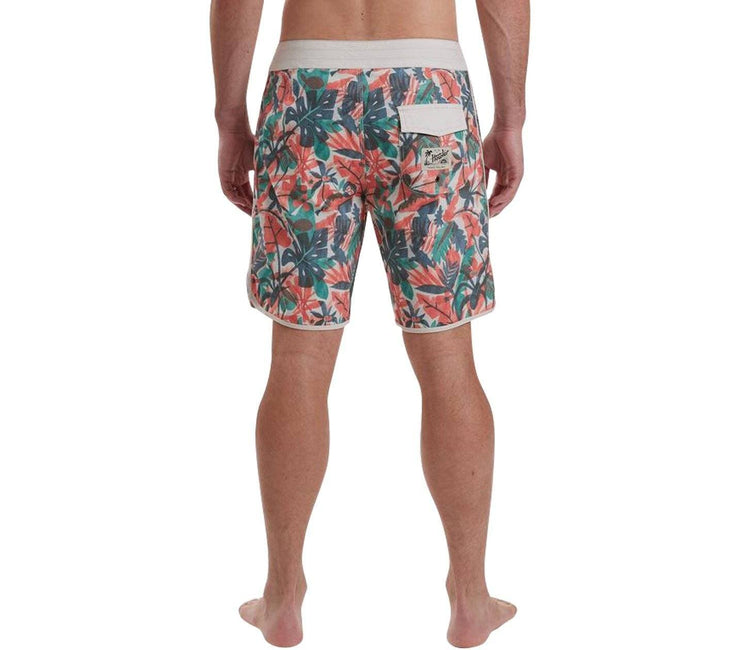 "Cloud Forest Bruja Stretch Boardshorts - 8.5"" Inseam Bottoms Howler Bros"