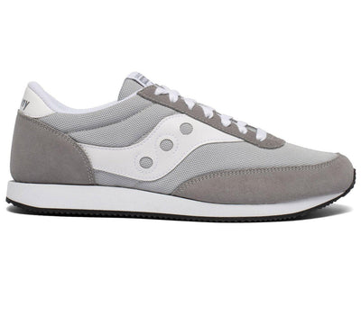 Jazz Hornet Sneaker - Grey Footwear Saucony Grey 9